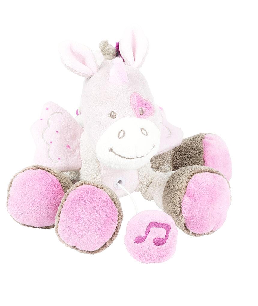 Nattou - mini caixinha de música jade a vaca - Nattou