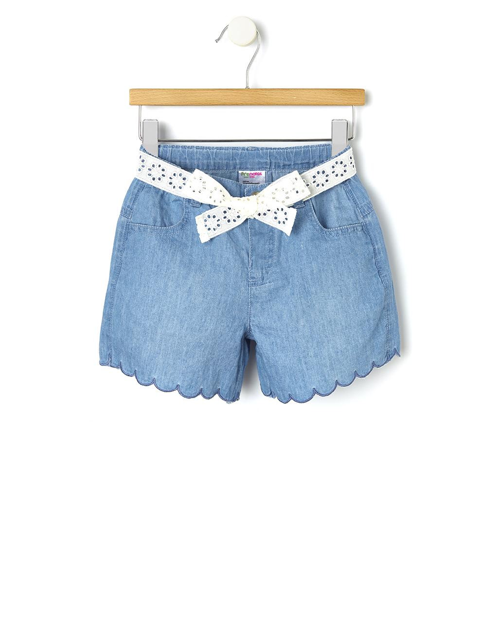 Shorts chambray - Prénatal