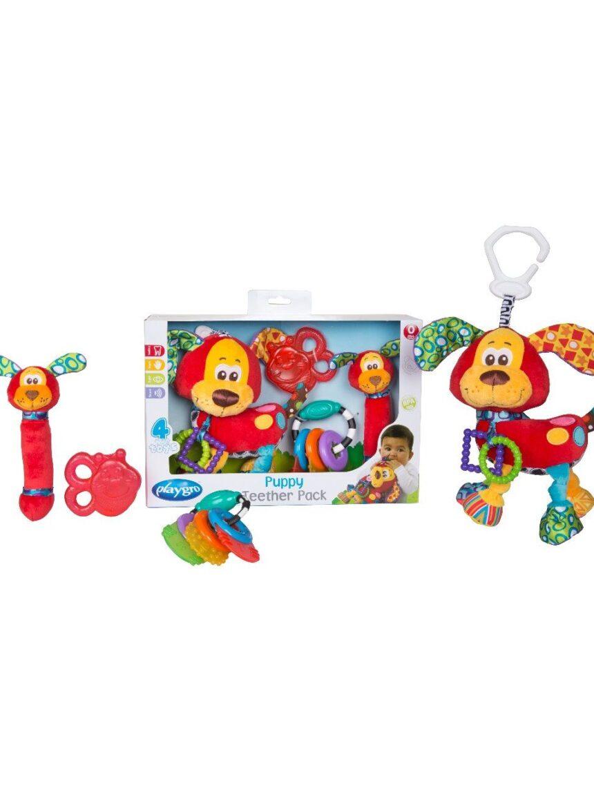 Pacote de presente para filhotes (0m +) - Playgro