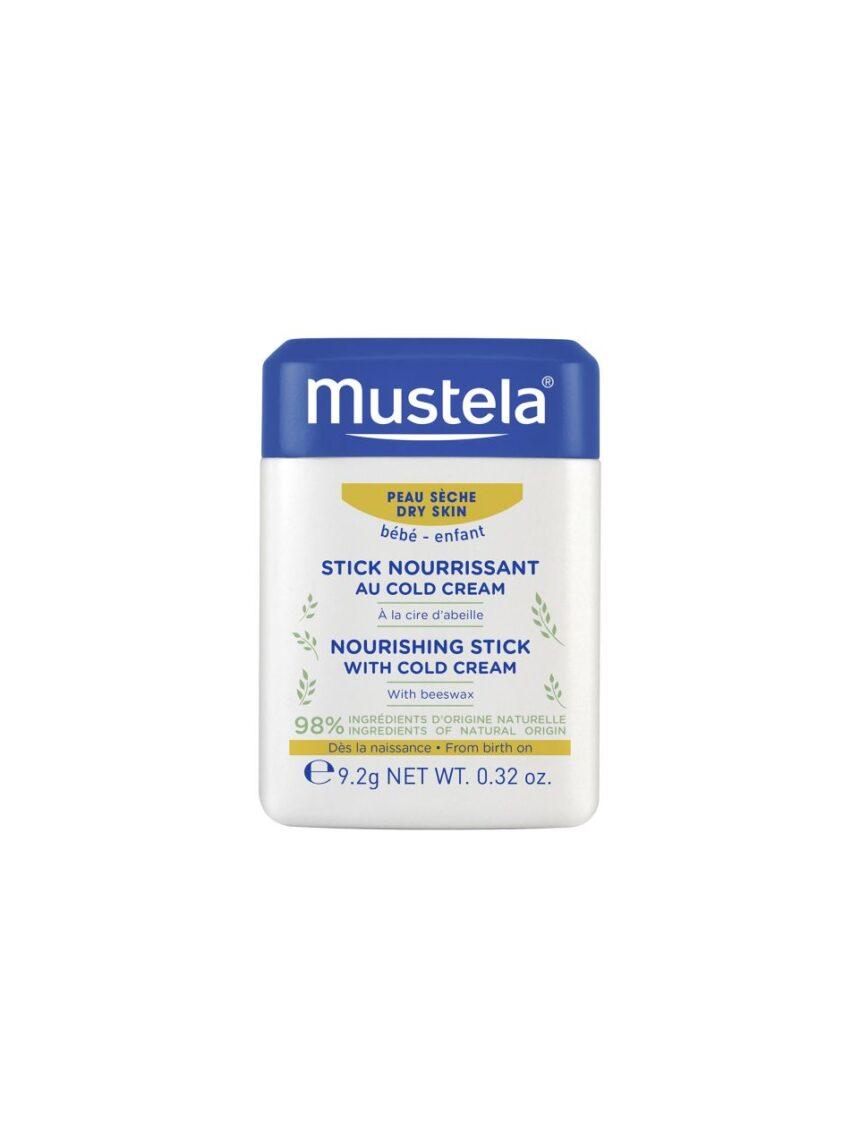 Stick nutriente alla cold cream - Mustela