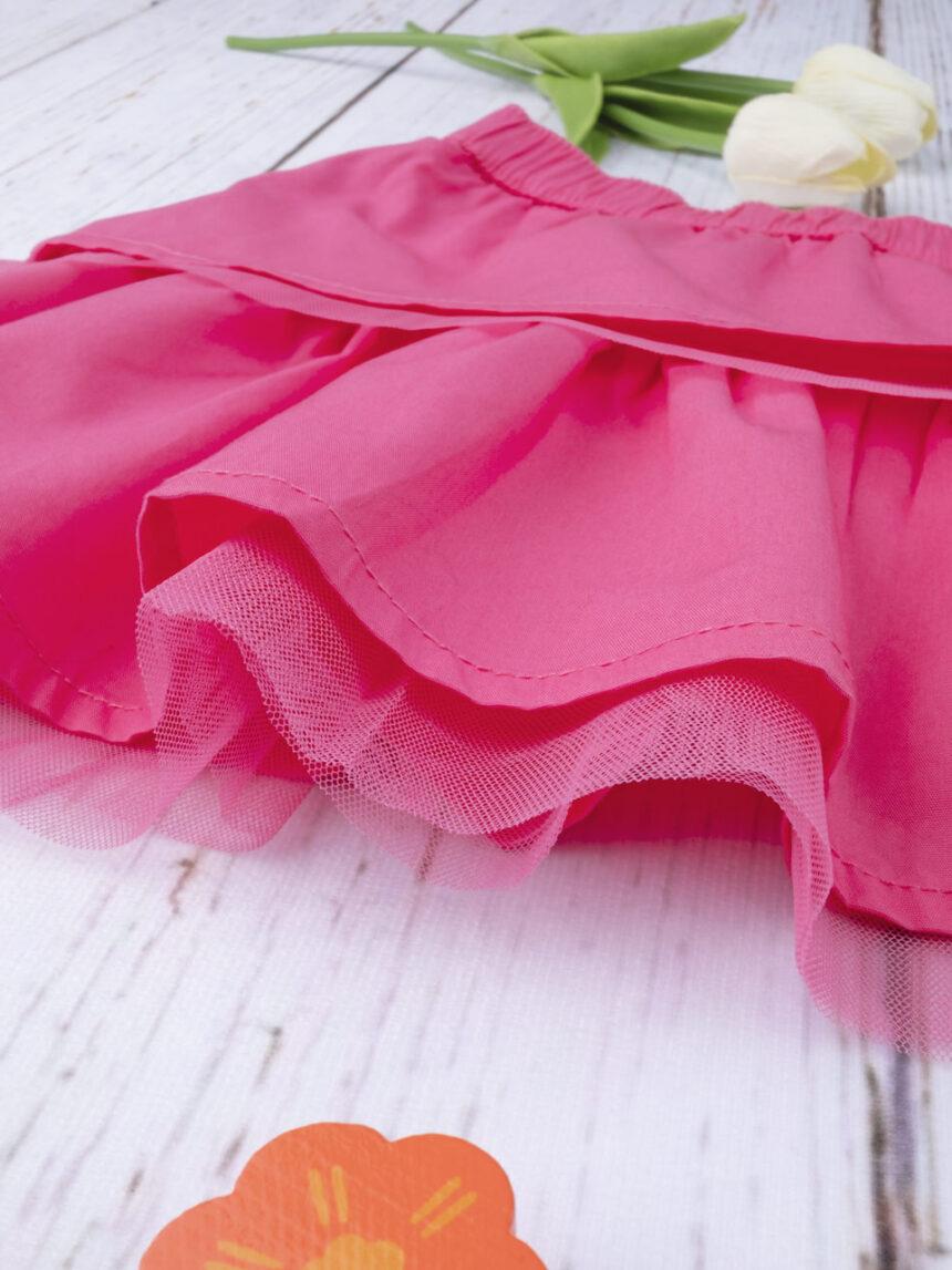 Vou fazer um balze rosa chocante - Prénatal