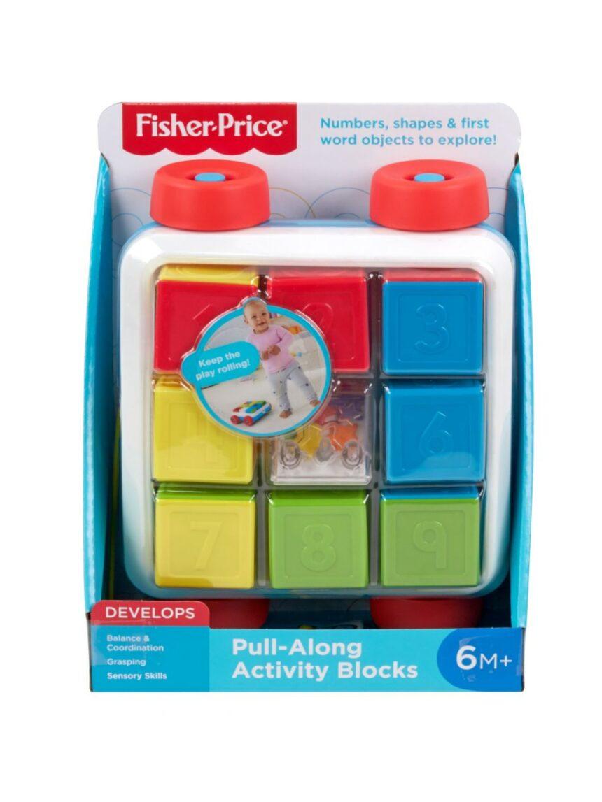 Fisher price - sempre bloqueia com você - Fisher-Price