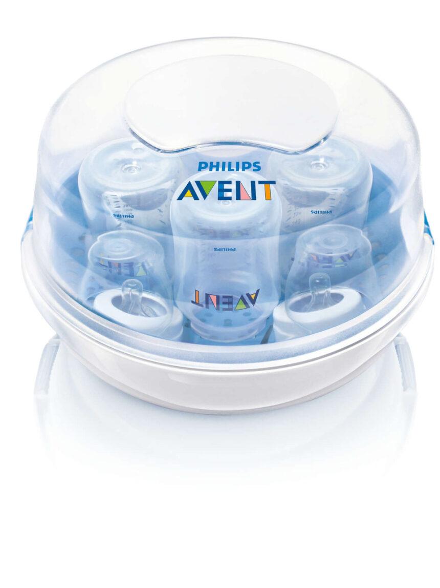 Esterilizador de microondas avent - Avent