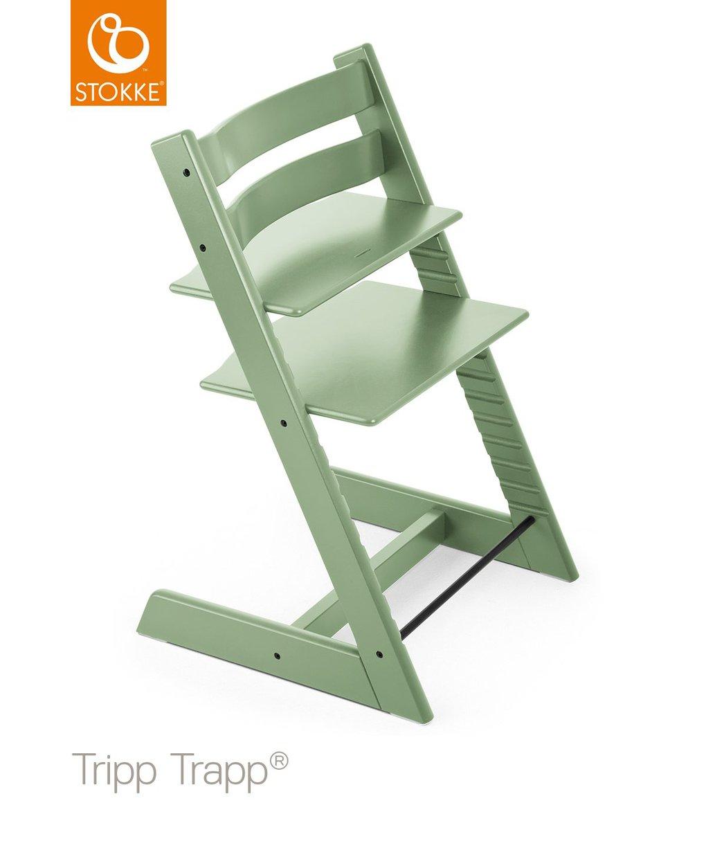 Tripp trapp® - verde musgo - Stokke