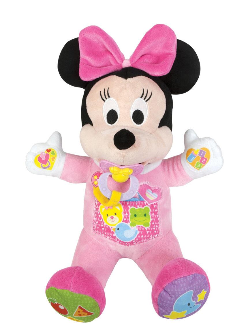 Bebê disney - boneca minnie minha amiga - Disney