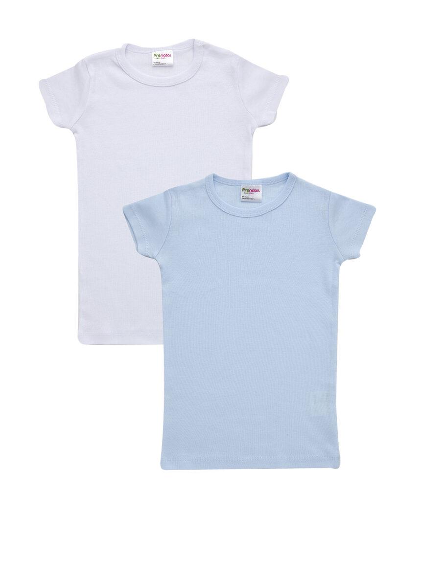 Pack 2 t-shirt em cotone - Prénatal