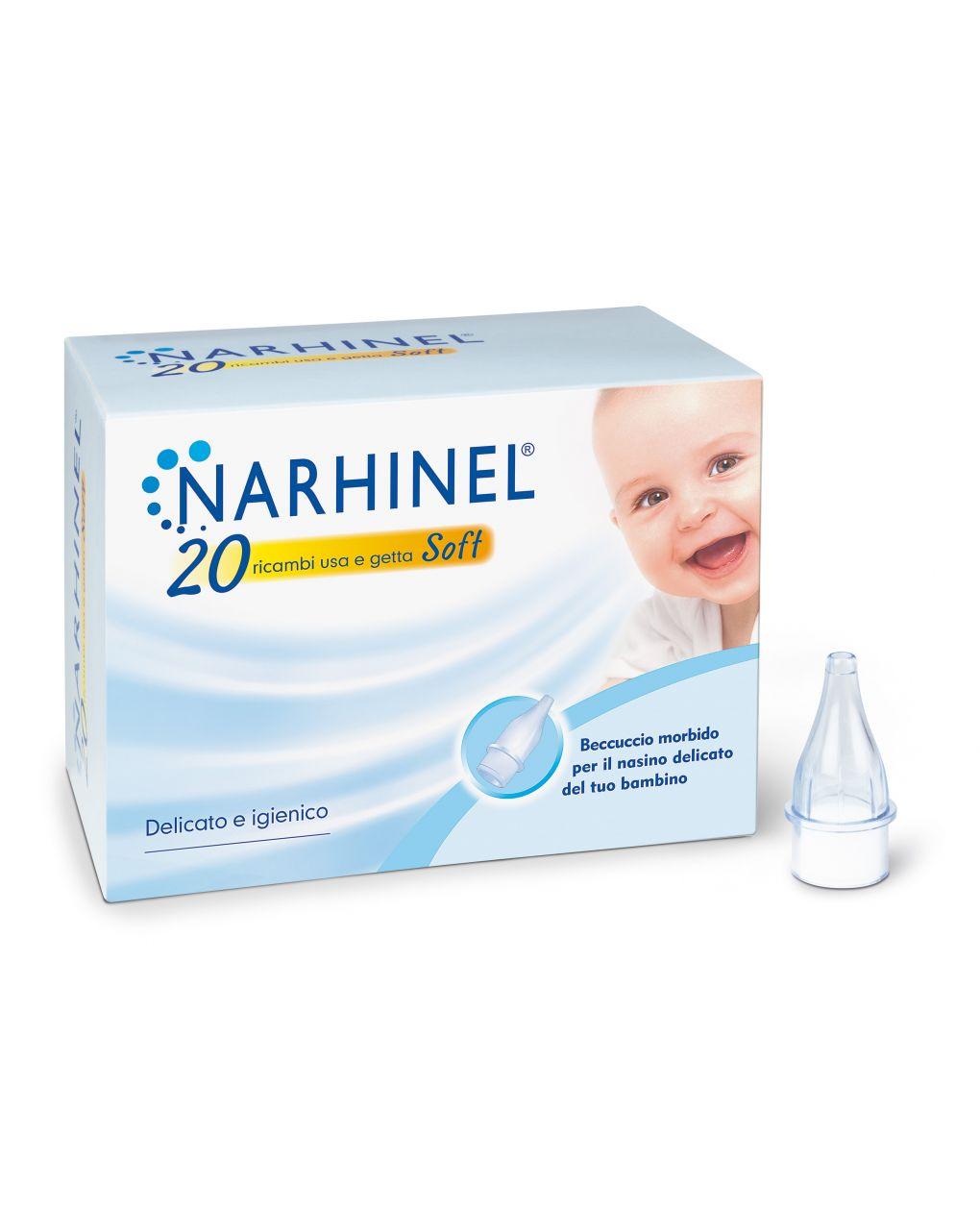 Narhinel 20 ricambi soft - Narhinel