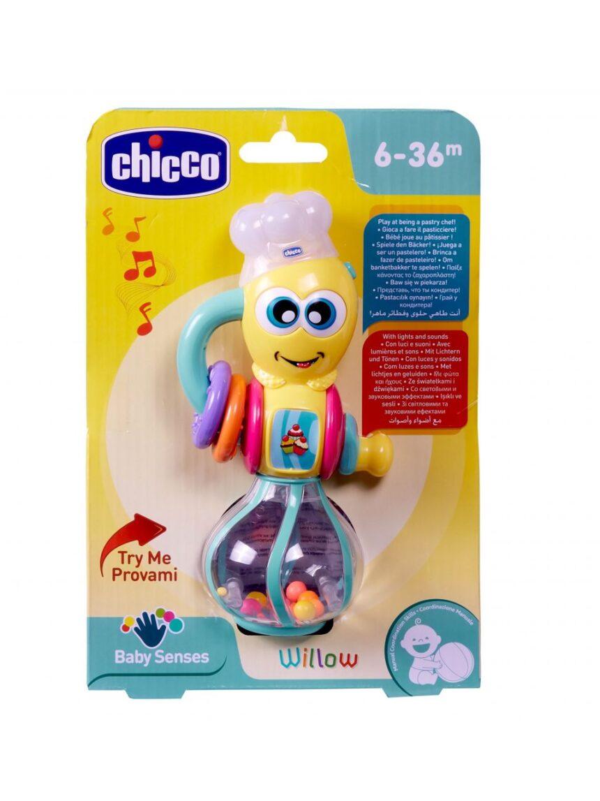Chicco - primeiro jogo pug the whisk - Chicco