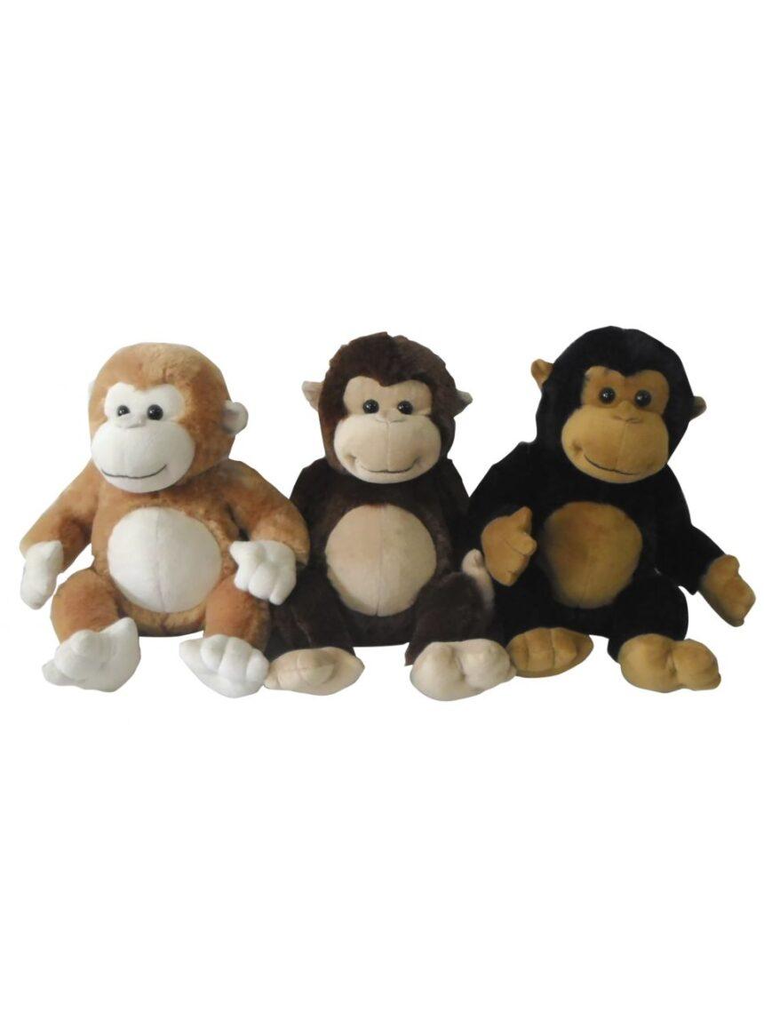 Pelúcia ami - macaco - Ami Plush