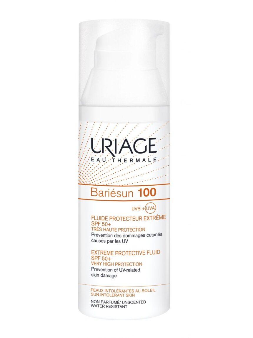 Bariesun 100 fluido protetor extremo spf50 + - Uriage
