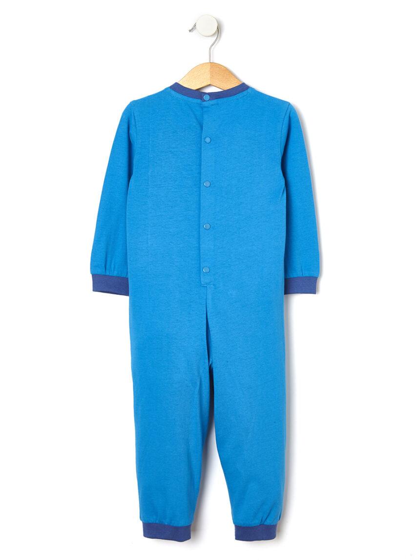 Pijama com estampa de dinossauro - Prénatal