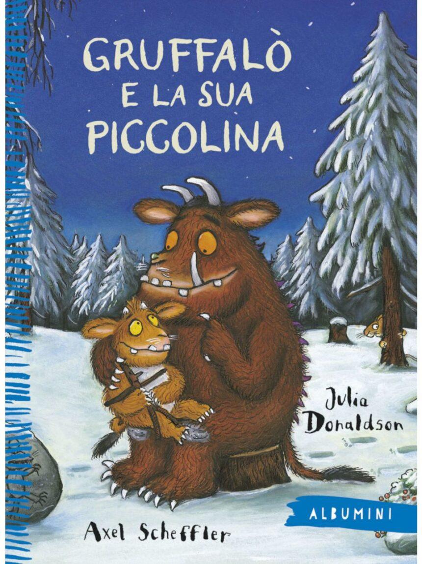 Albumina - gruffalo e sua filhinha - Edizioni EL