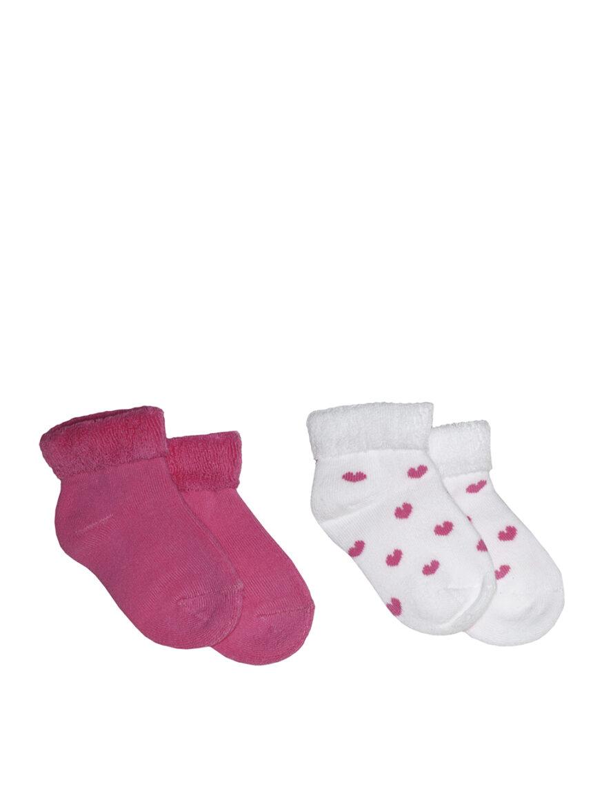 Pacote de meias 2 peças - Prénatal