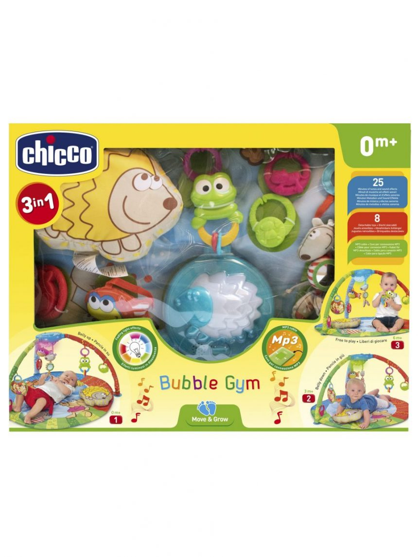 Chicco - ginásio de bolhas - Chicco