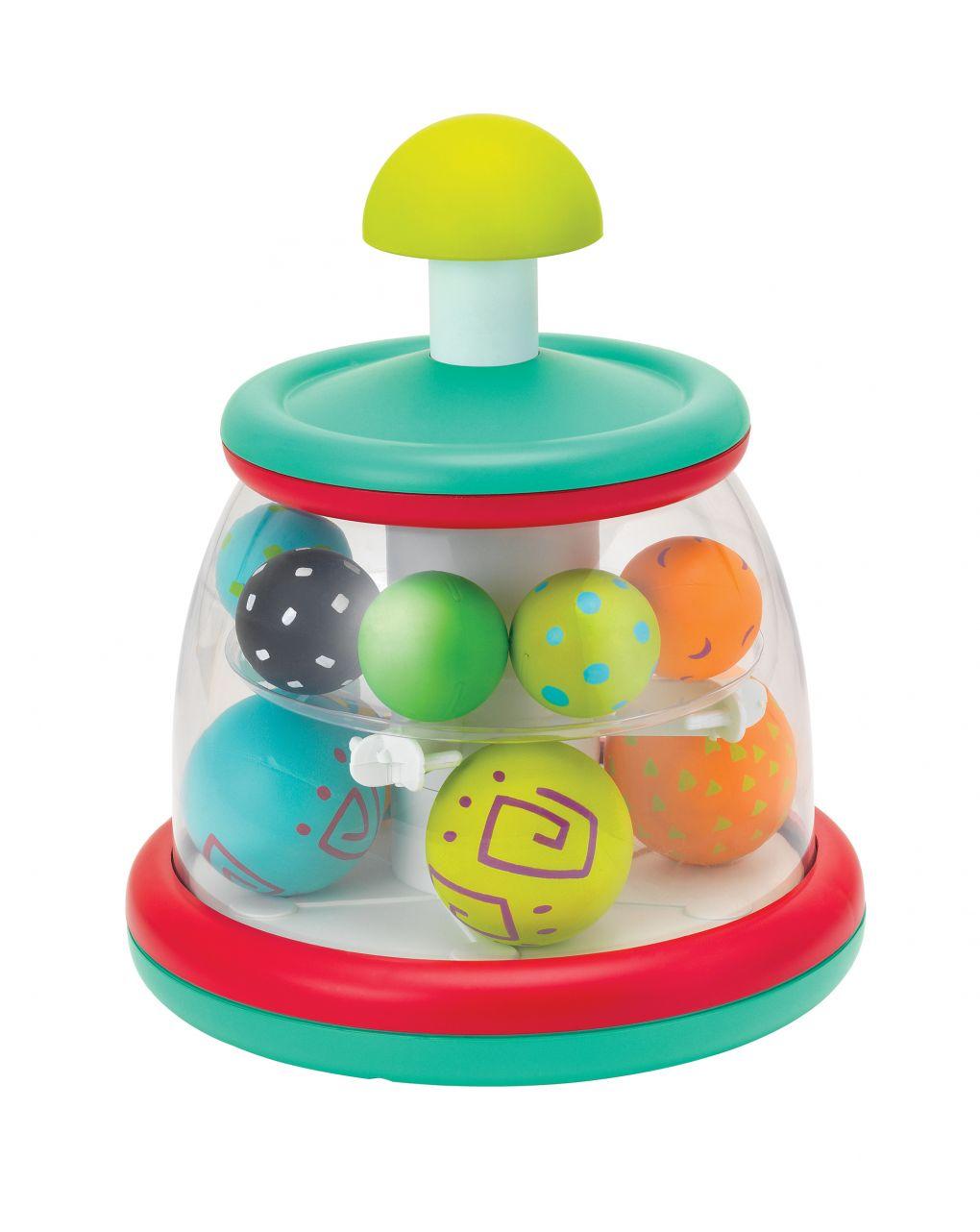 Bkids - pião com bolas - B-kids