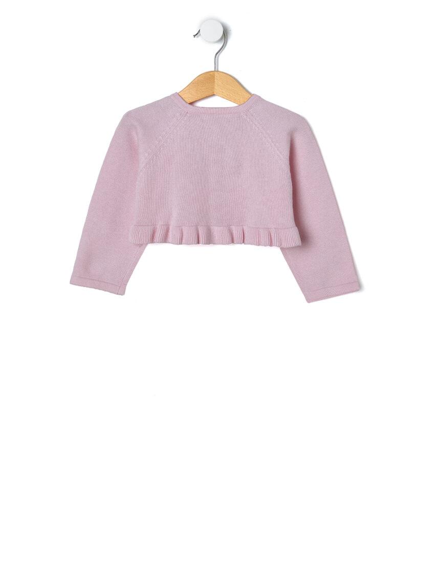 Cardigan em tricot - Prénatal