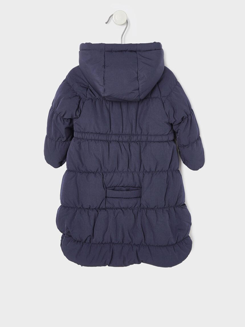 Saco de dormir unissex para neve em náilon unissex azul escuro - Prénatal