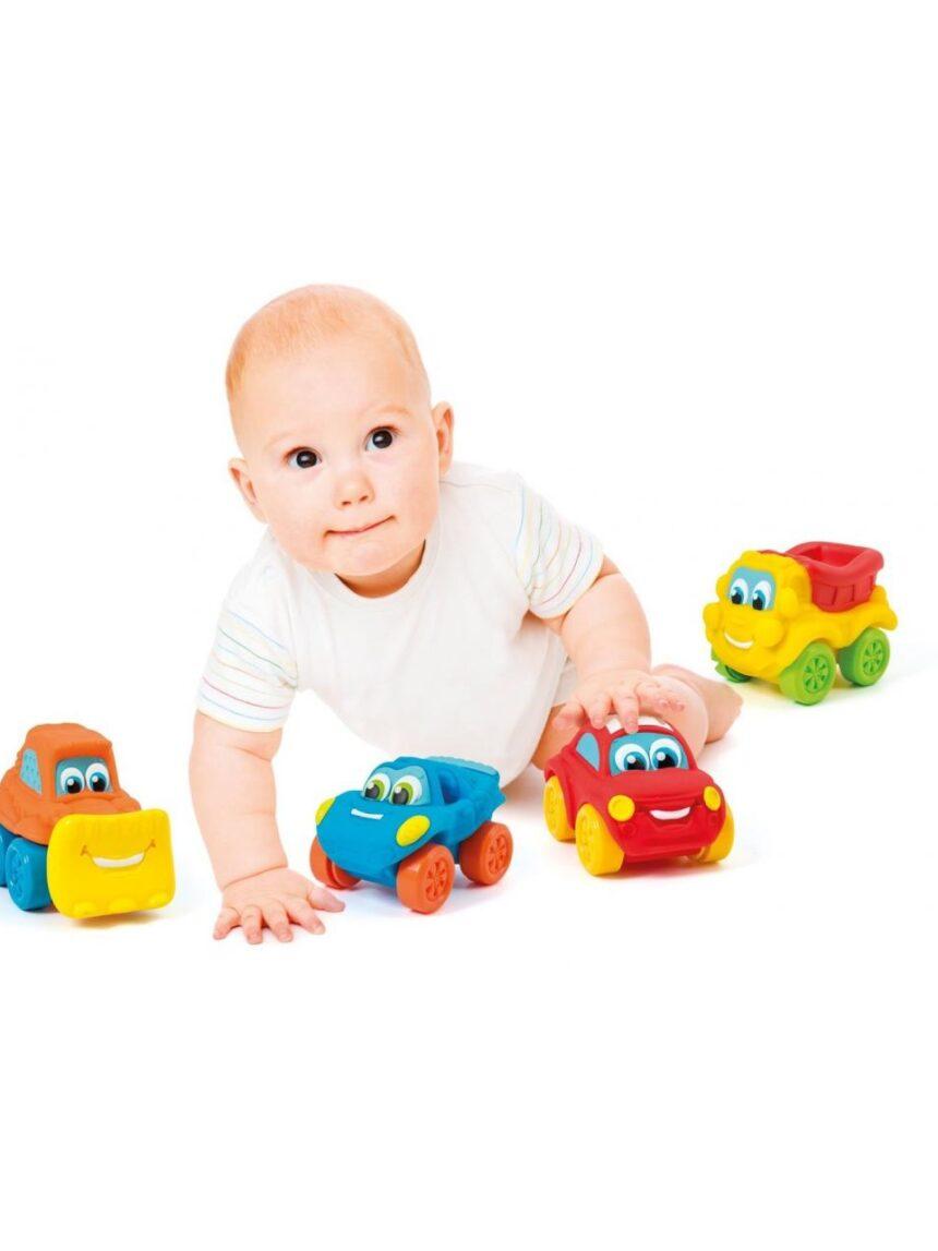 Carro de bebê macio e pronto - Clementoni