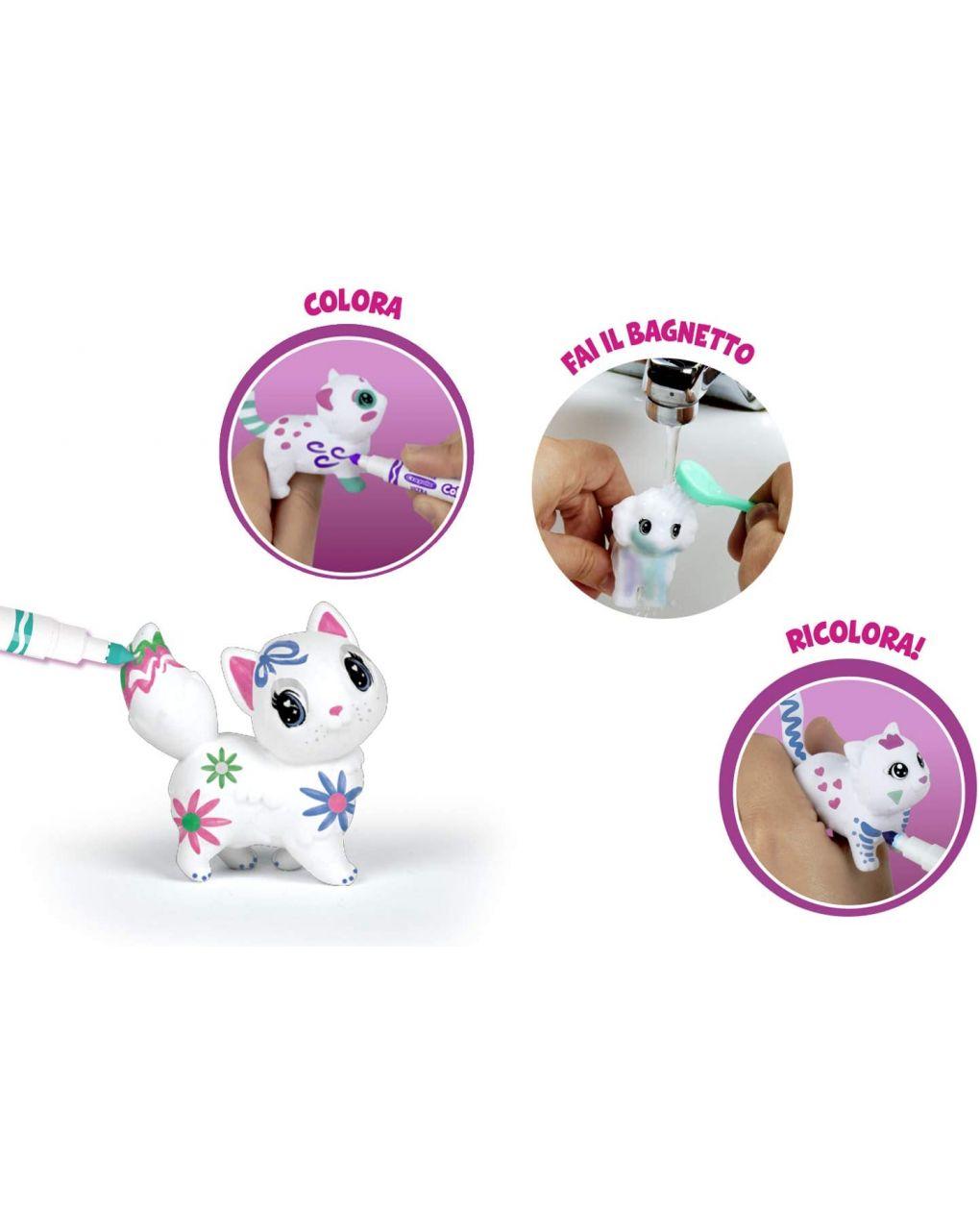 Crayola - casa de cachorro washimals - Crayola