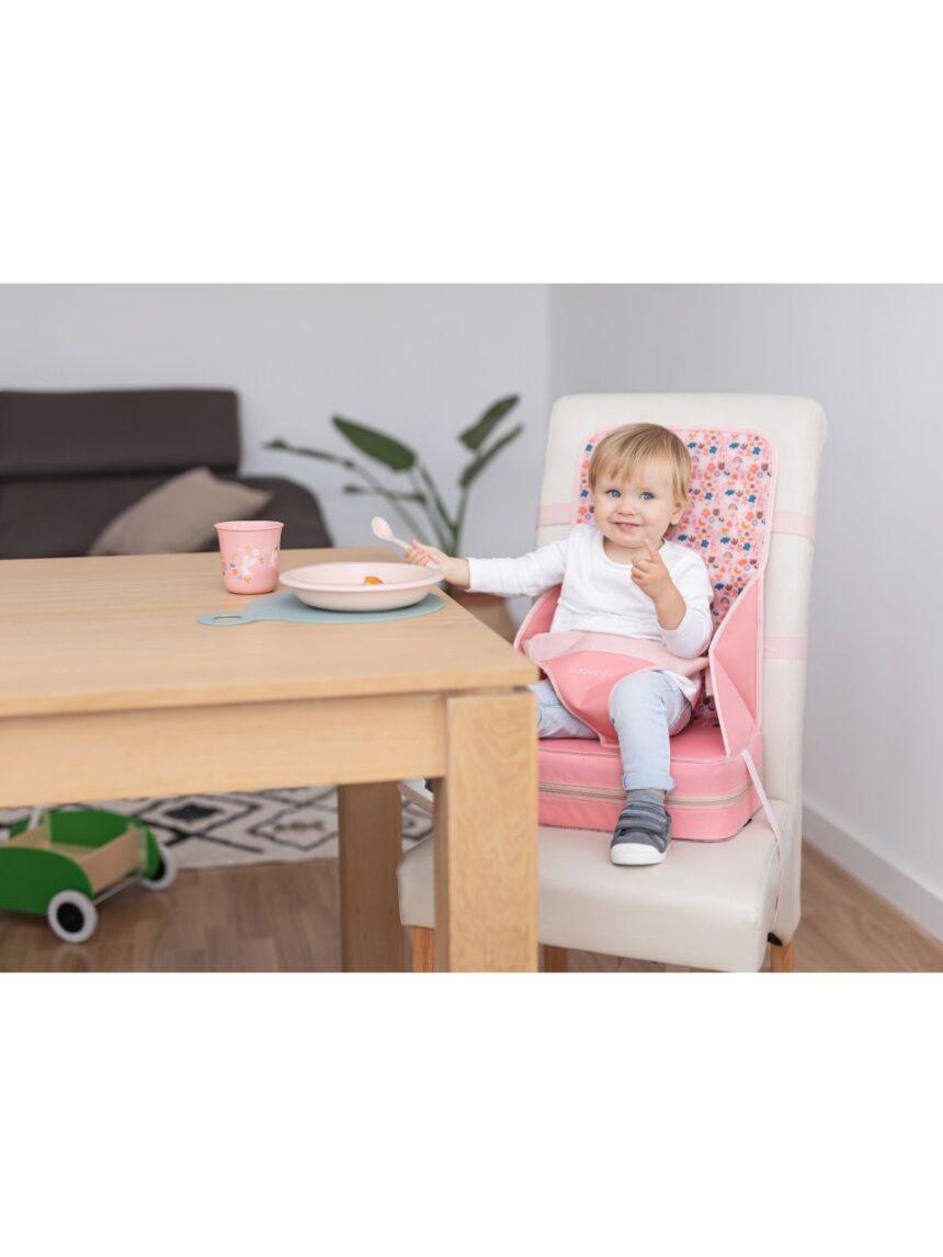 Cadeira levantada na floresta rosa - Suavinex