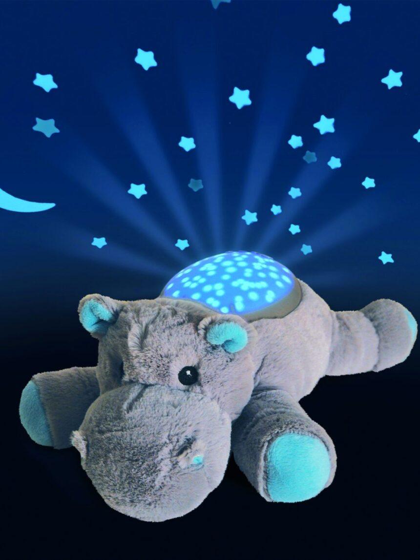 Nuvem b - amigos do crepúsculo - hipopótamo - Cloud B