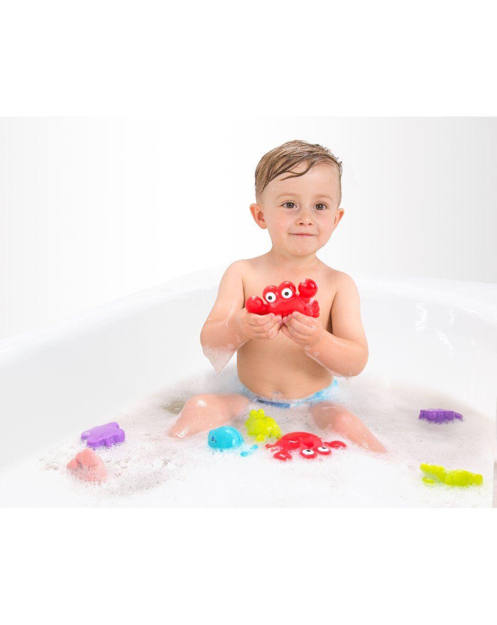 Playgro - esquilos na hora do banho - Playgro