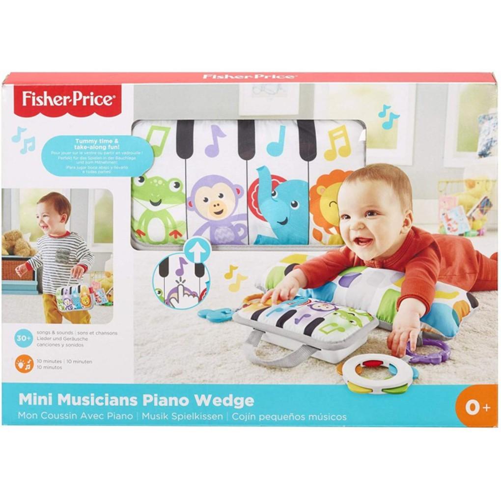 Fisher price - piano macio para pequenos músicos - Fisher-Price