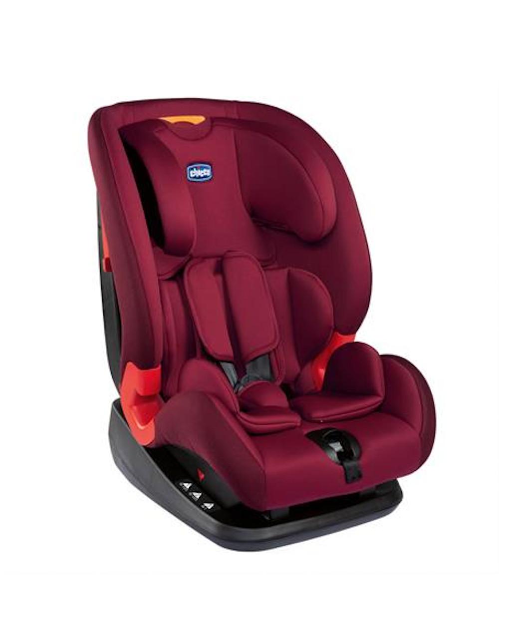 Cadeira auto chicco akita - paixão vermelha - Chicco