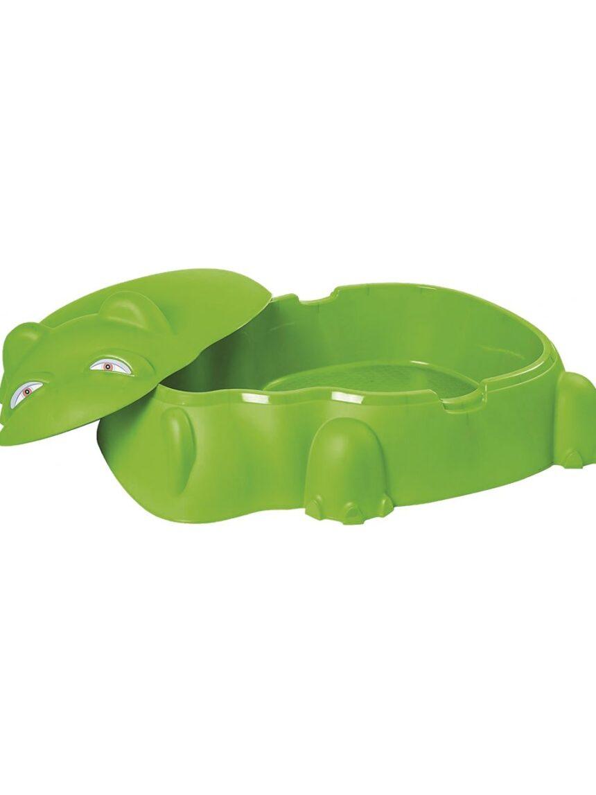 Sol e esporte - hipopótamo sandbox - Sun&Sport