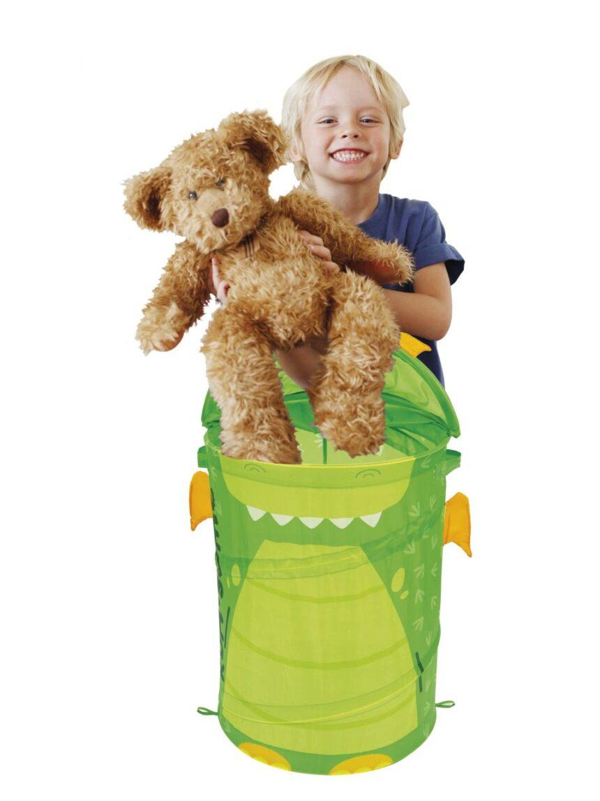 Sorriso de bebê - cesta de brinquedos - Baby Smile
