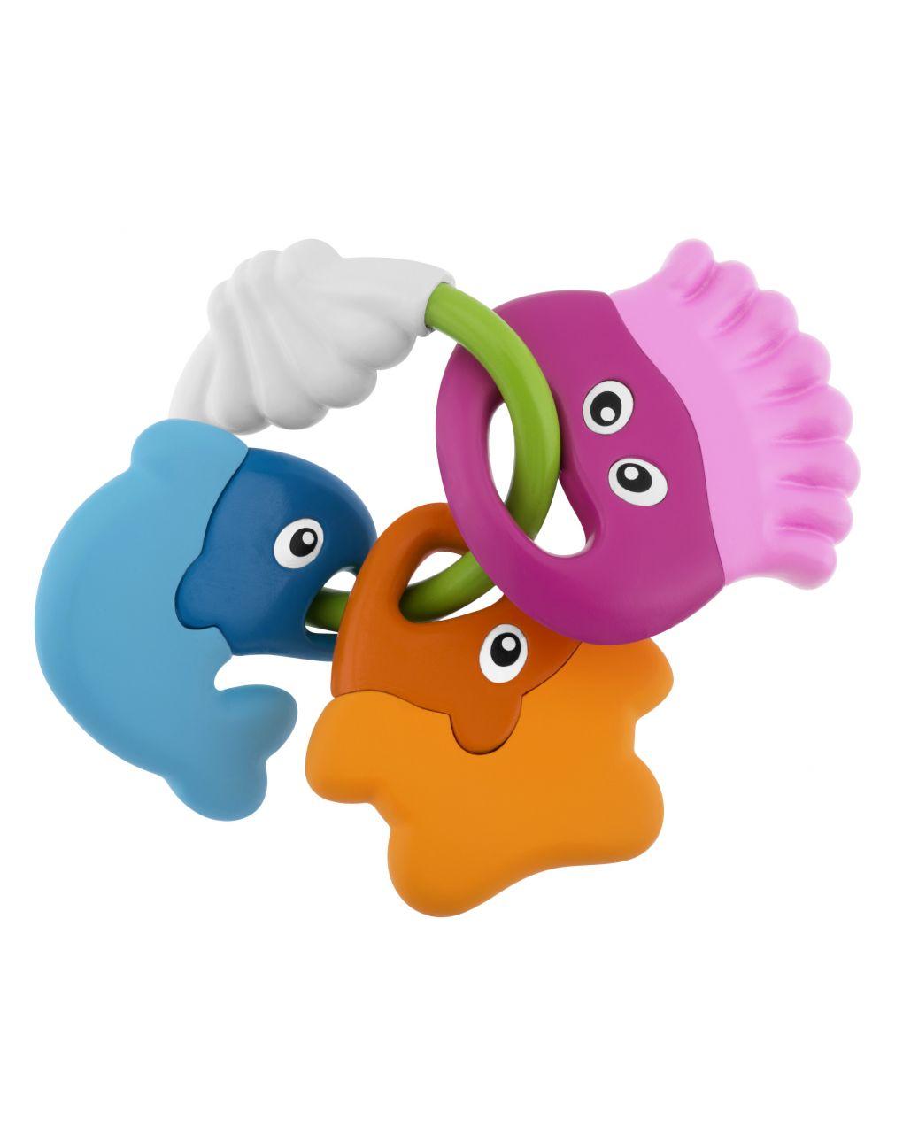 Chicco - peixe mordedor - Chicco