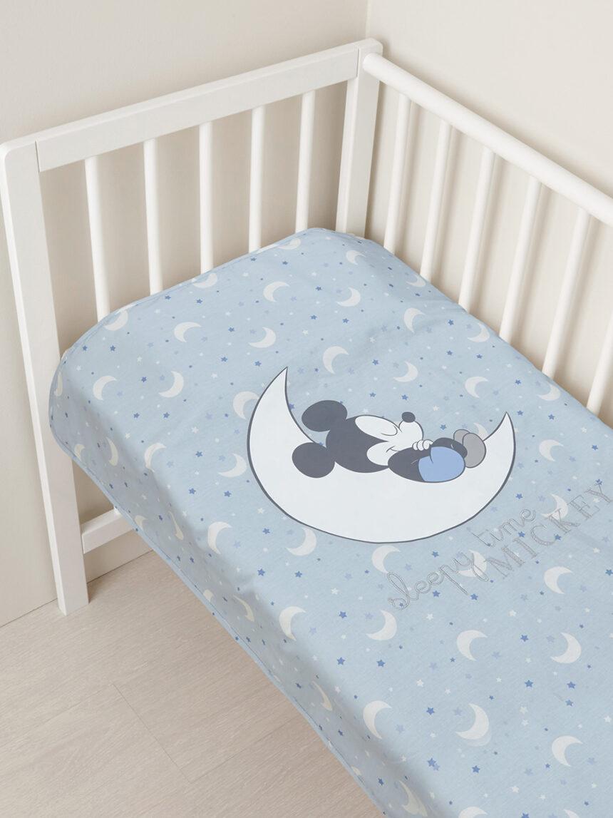 Carrinho de bebê / colcha de berço do mickey mouse - Prénatal