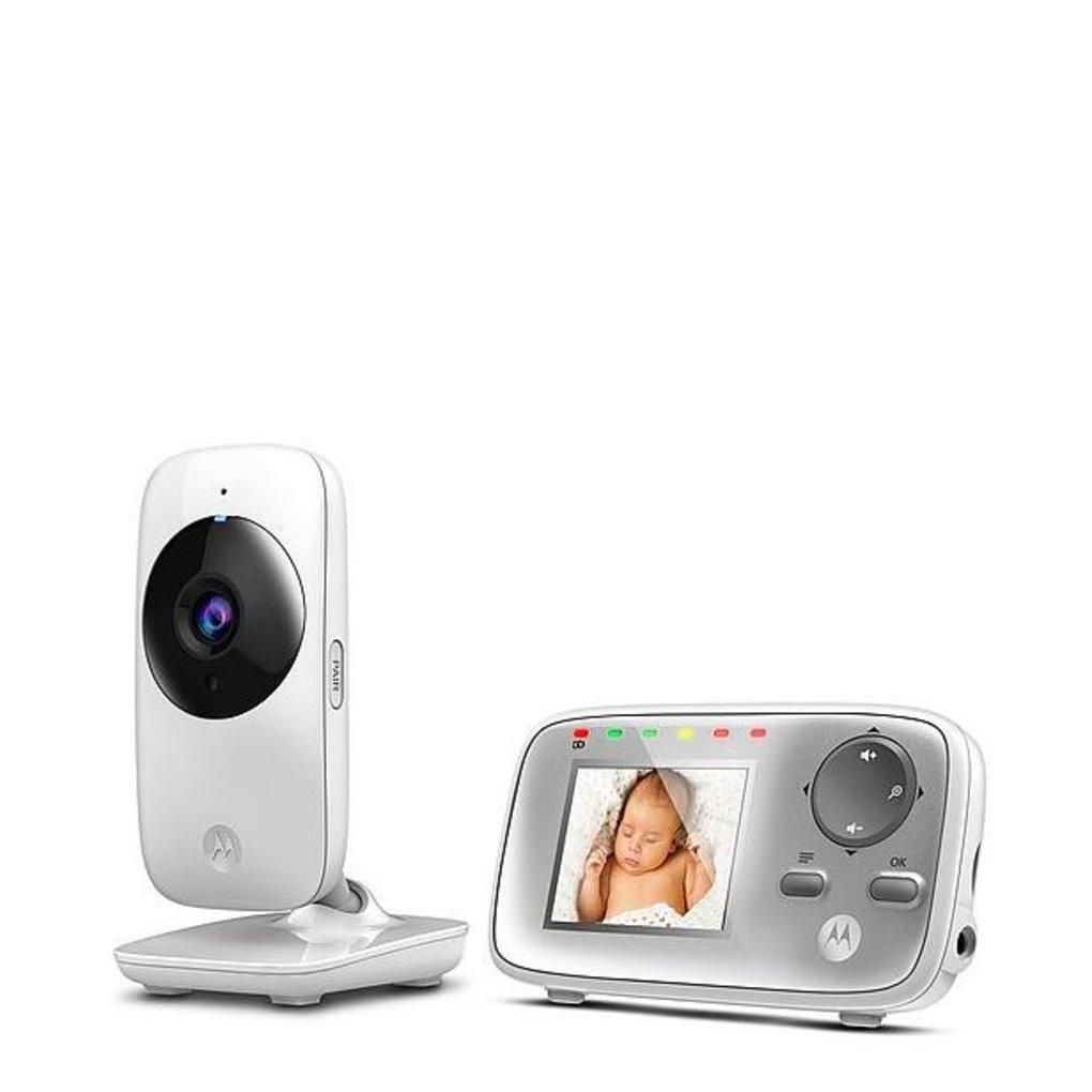 """Monitor de vídeo digital lcd 2,4 """"mbp482 - Motorola"""