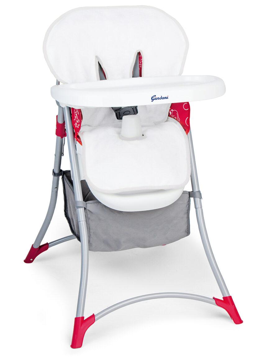 Capa de espuma para cadeira alta - Giordani