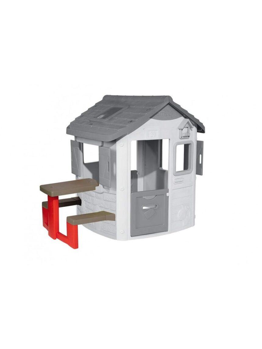 Mesa de piquenique do jura lodge - Smoby