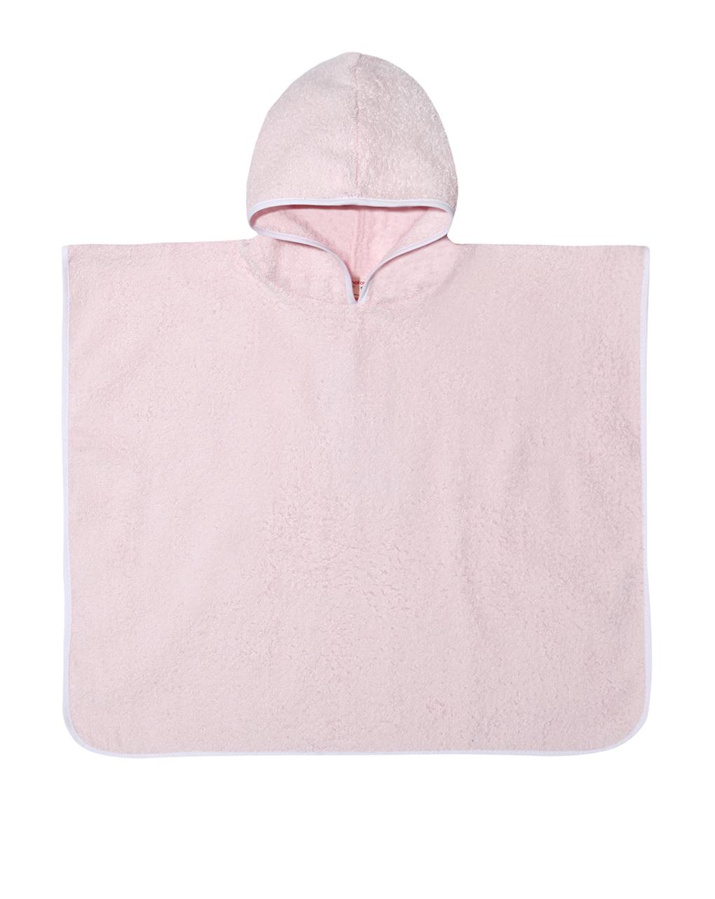 Poncho bebê rosa - Prénatal