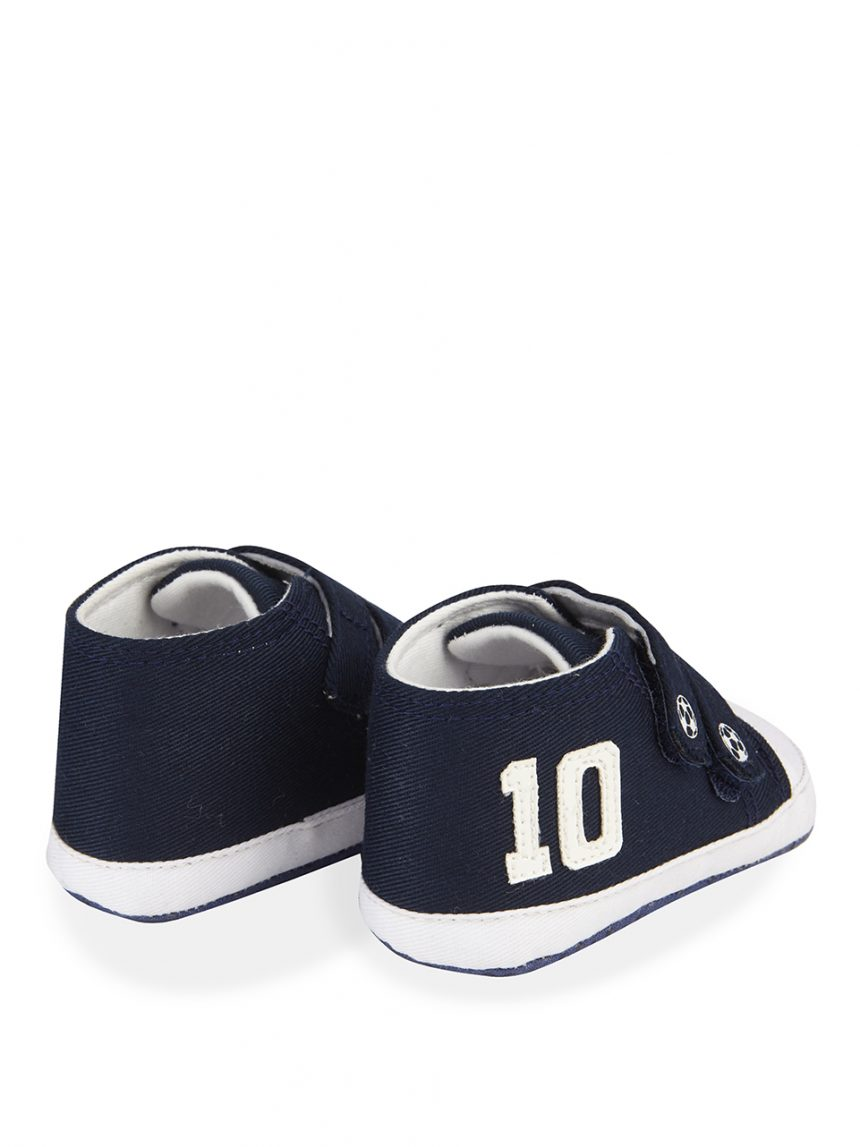 Sapato de velcro - Prénatal