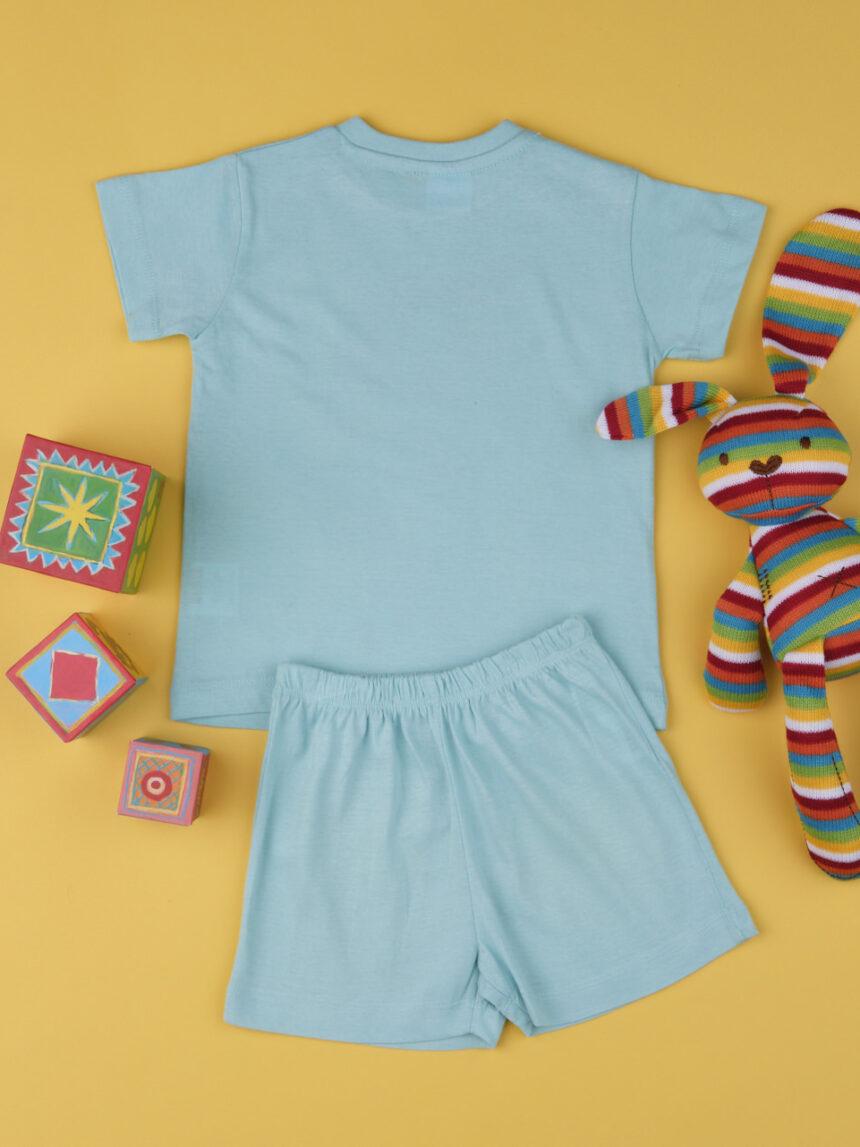 """Pacote de 2 roupas de bebê """"golfinho"""" - Prénatal"""