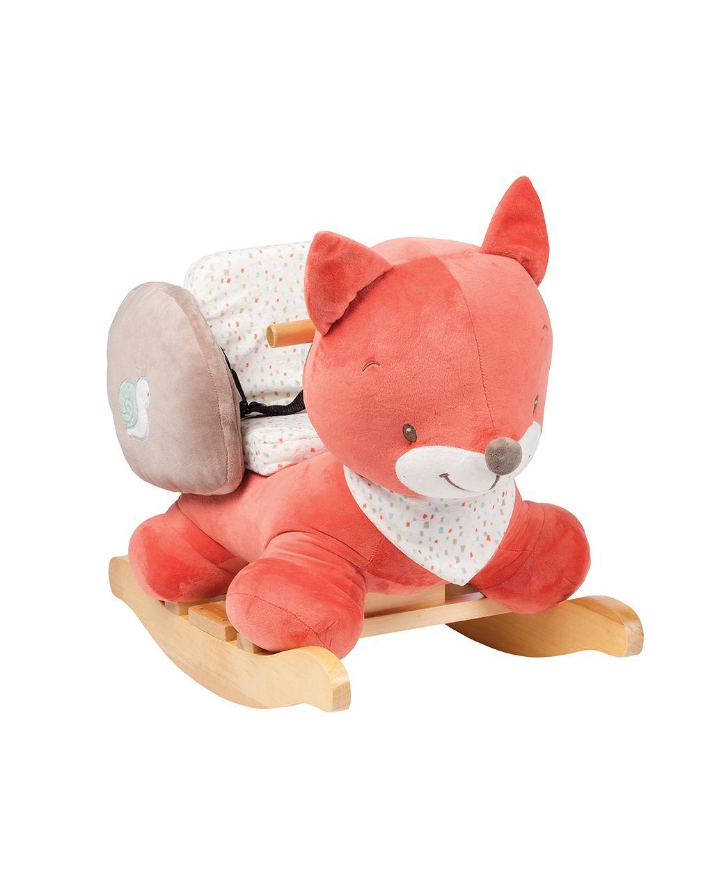 Nattou - balançando oscar a raposa - Nattou