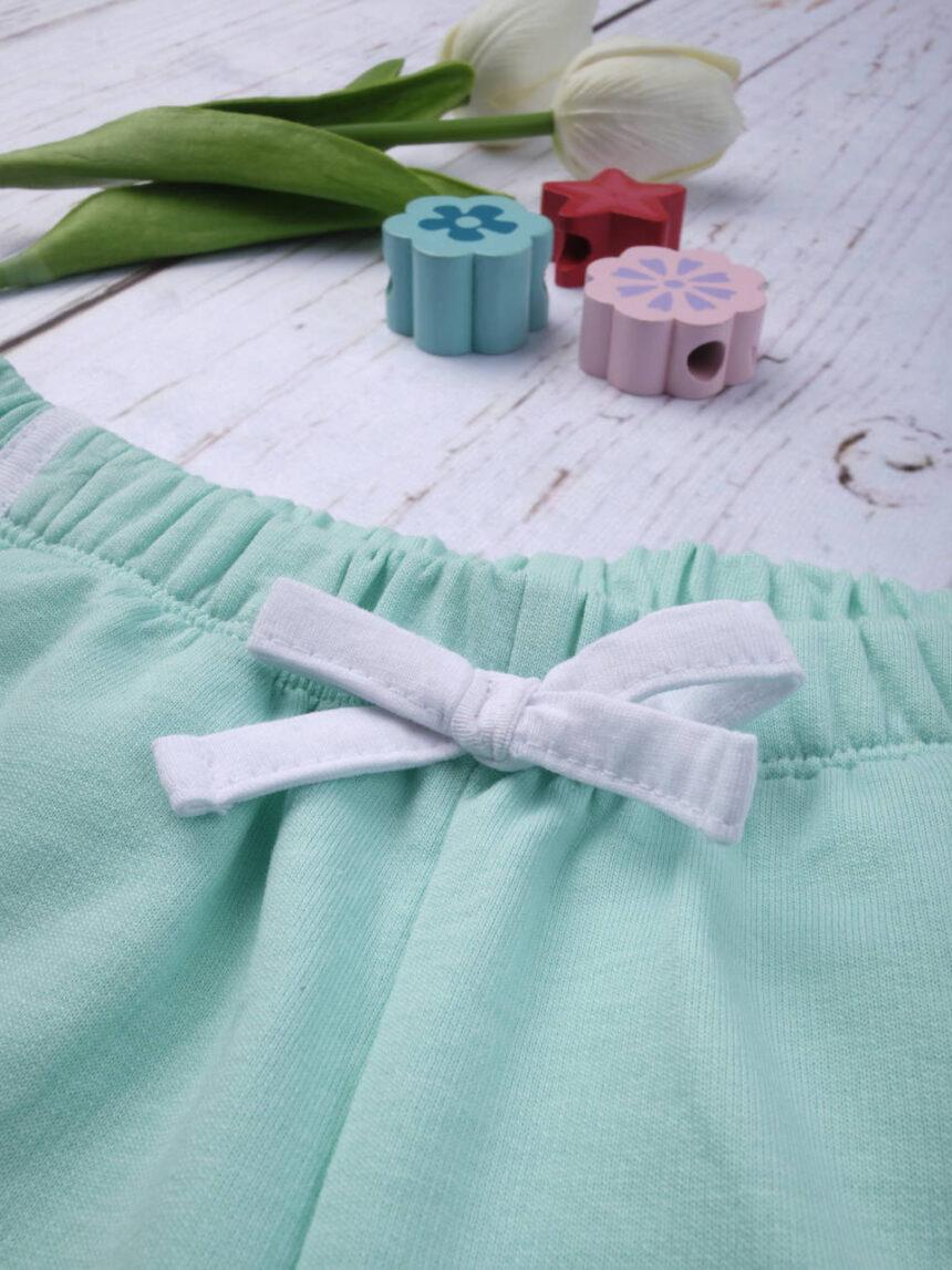 Shorts menina casual rosa - Prénatal