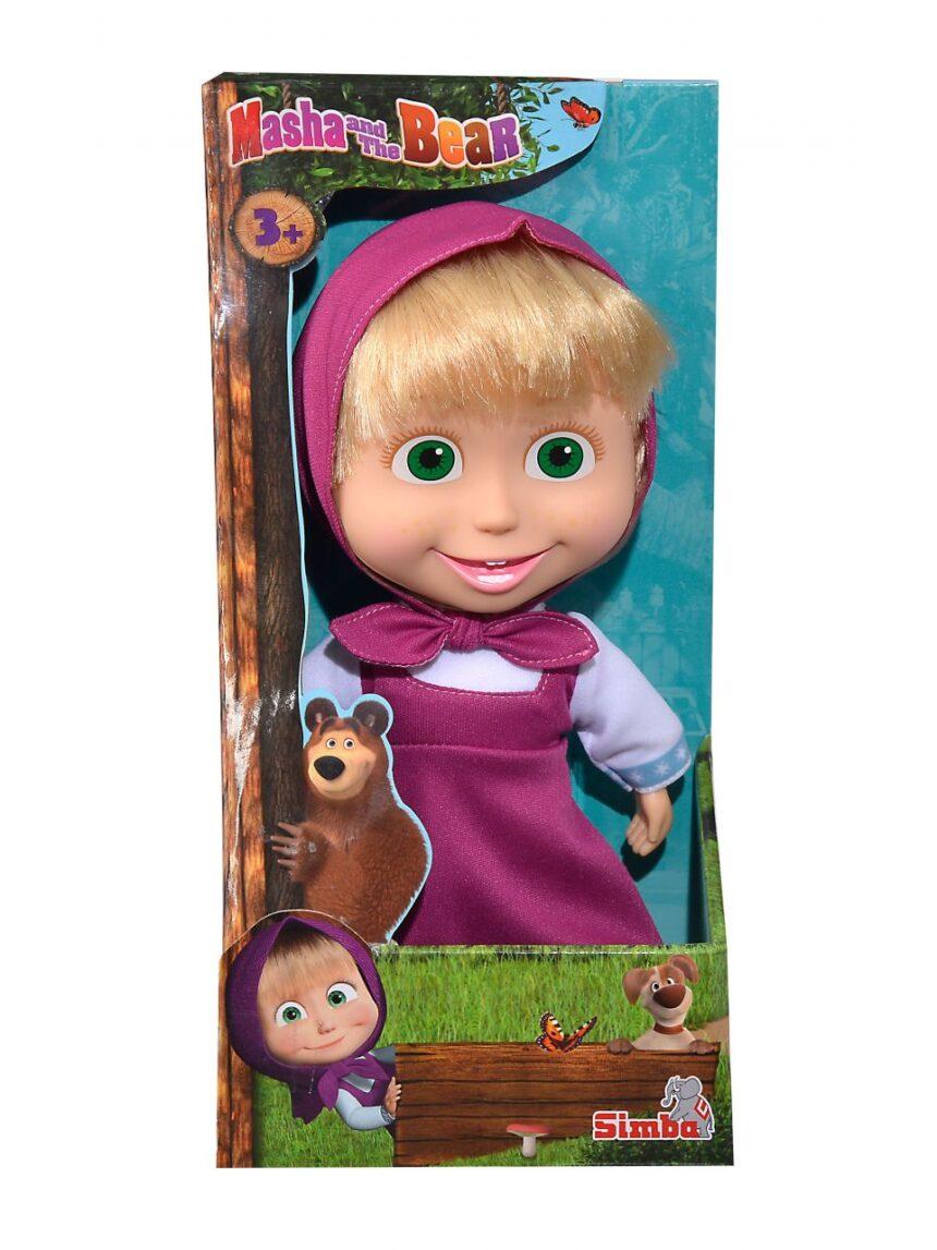Masha e o urso - boneca masha 23 cm cores sortidas - Masha & Orso