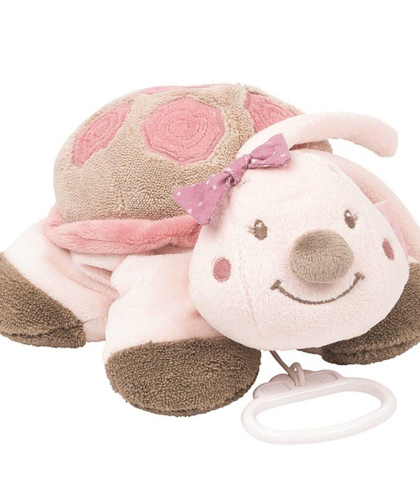 Nattou --peluche lili la tartaruga - Nattou
