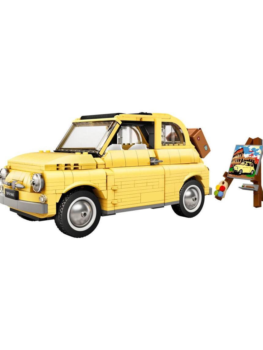 Especialista em criadores de lego - fiat 500 - 10271 - LEGO