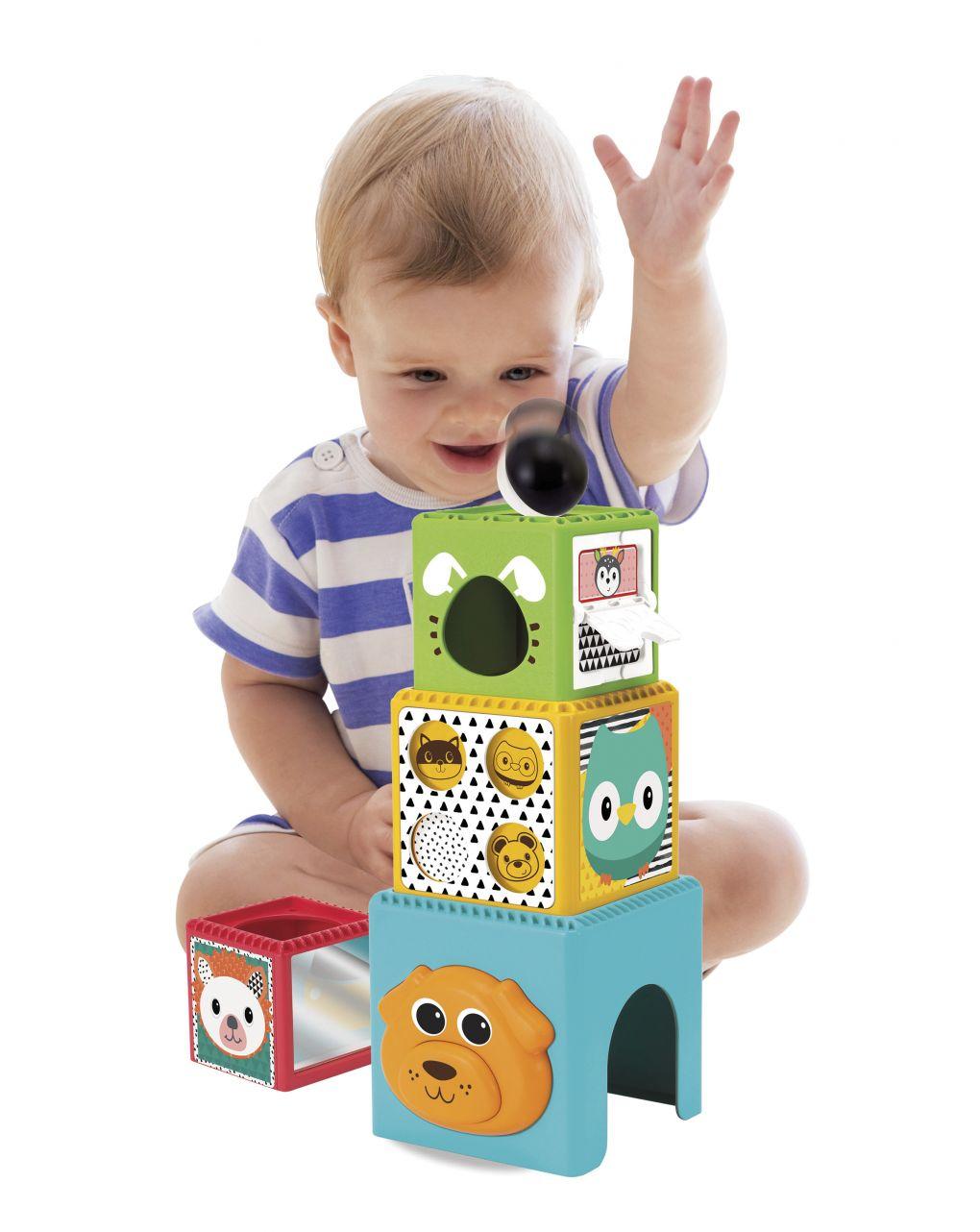 Bkids - cubos e jogo de bola - B-kids