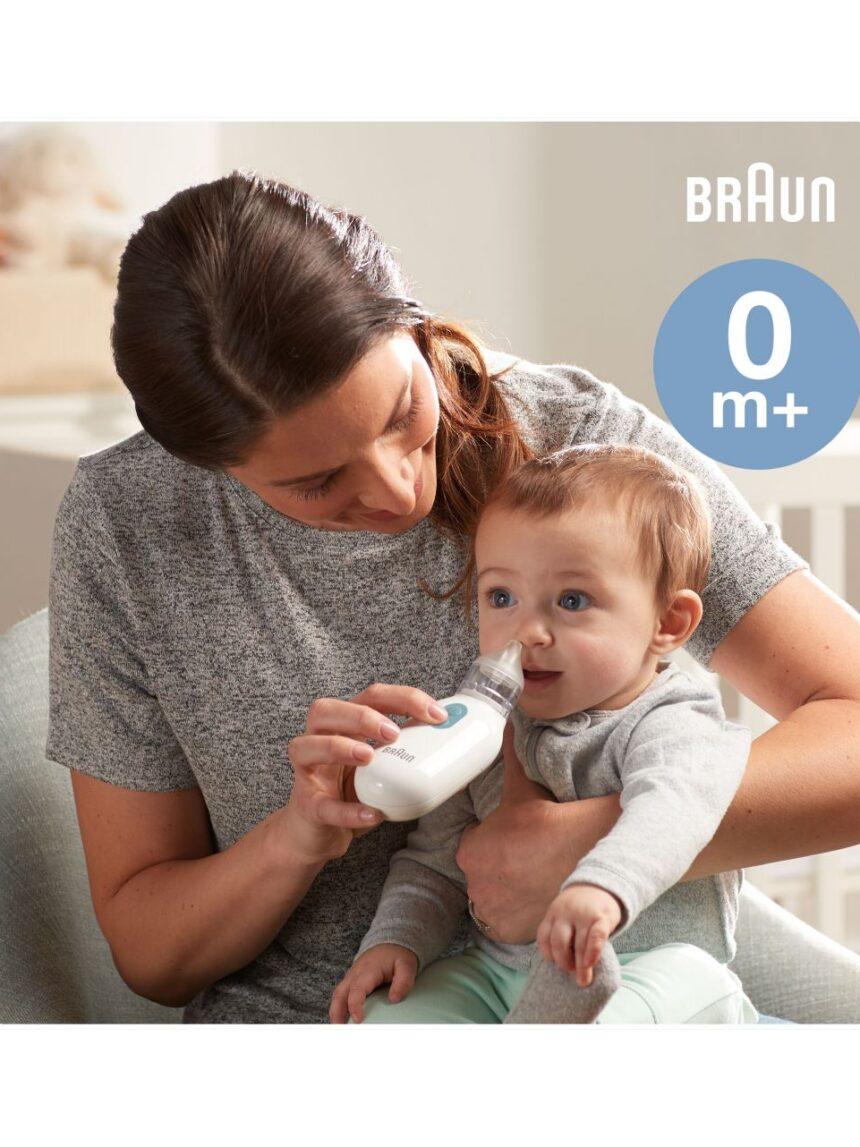 Aspirador nasal braun - Braun
