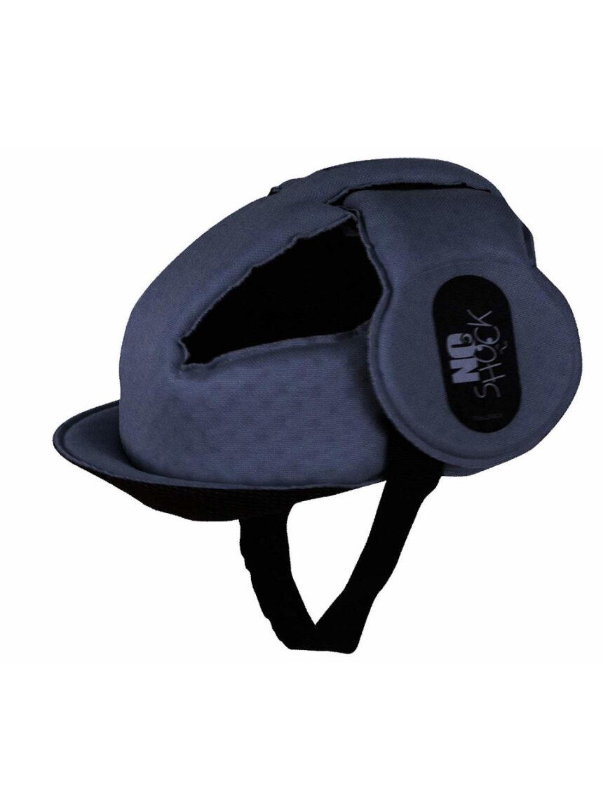 Sem capacete azul choque - Okbaby