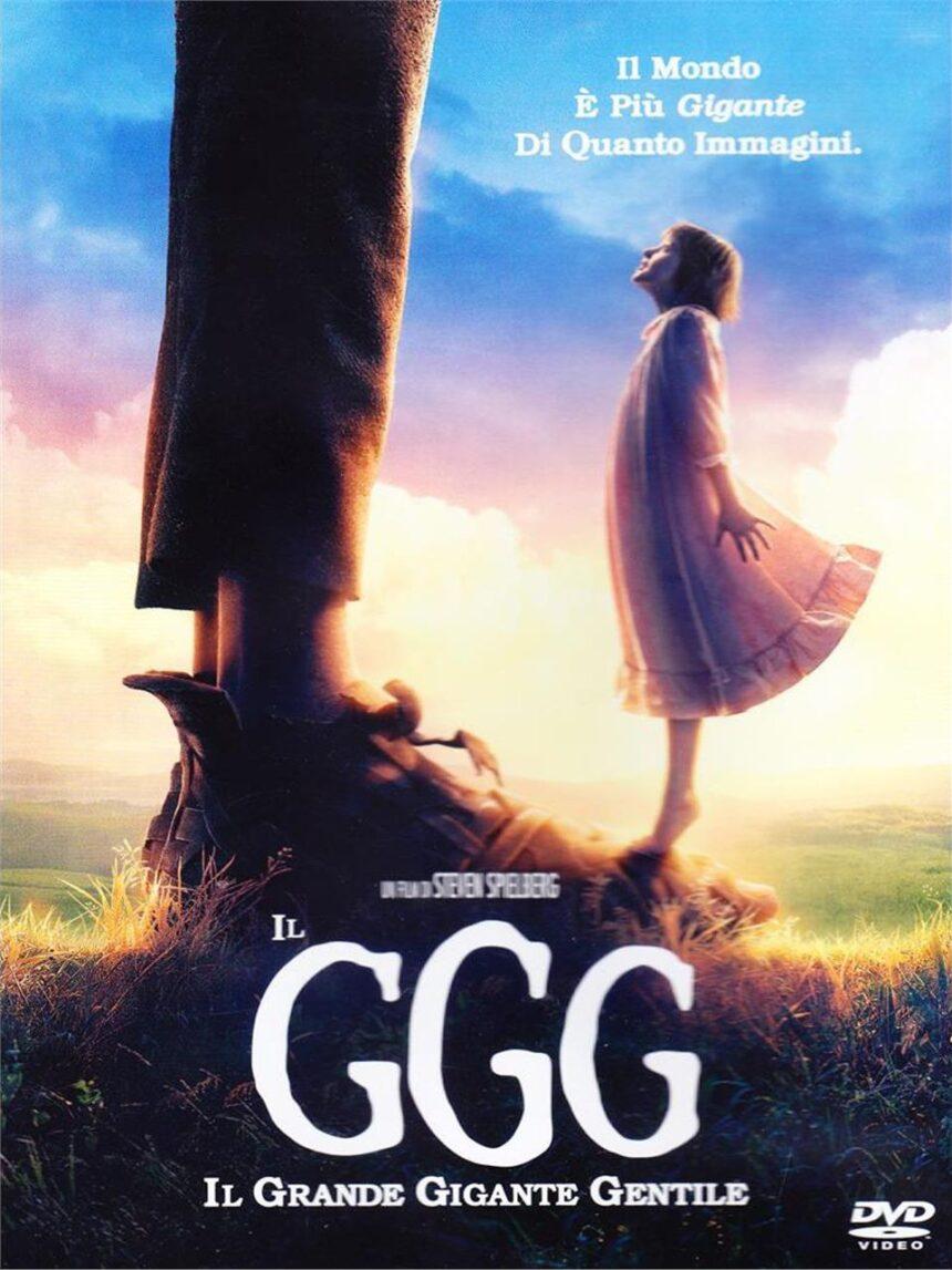 Dvd ggg - o grande gigante gentil - Video Delta