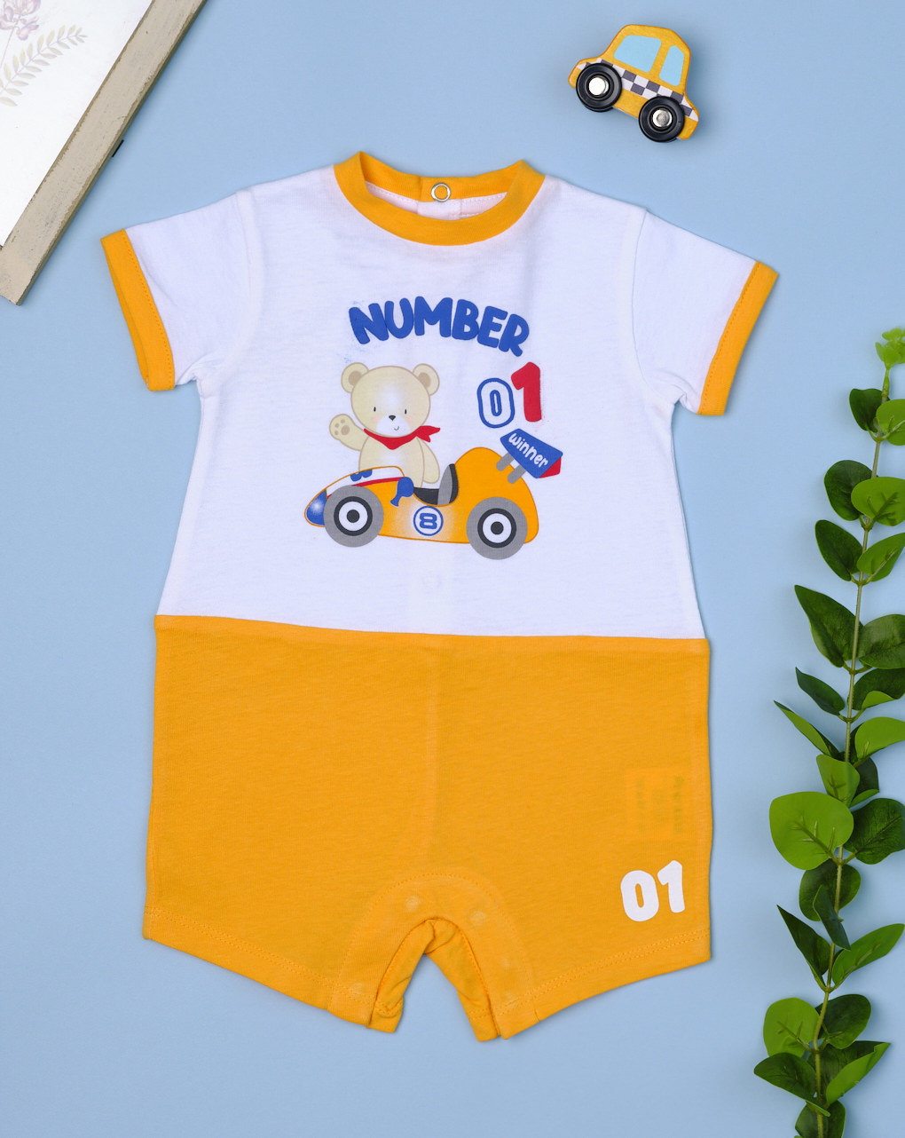 """""""número um"""" menino brincalhão - Prénatal"""