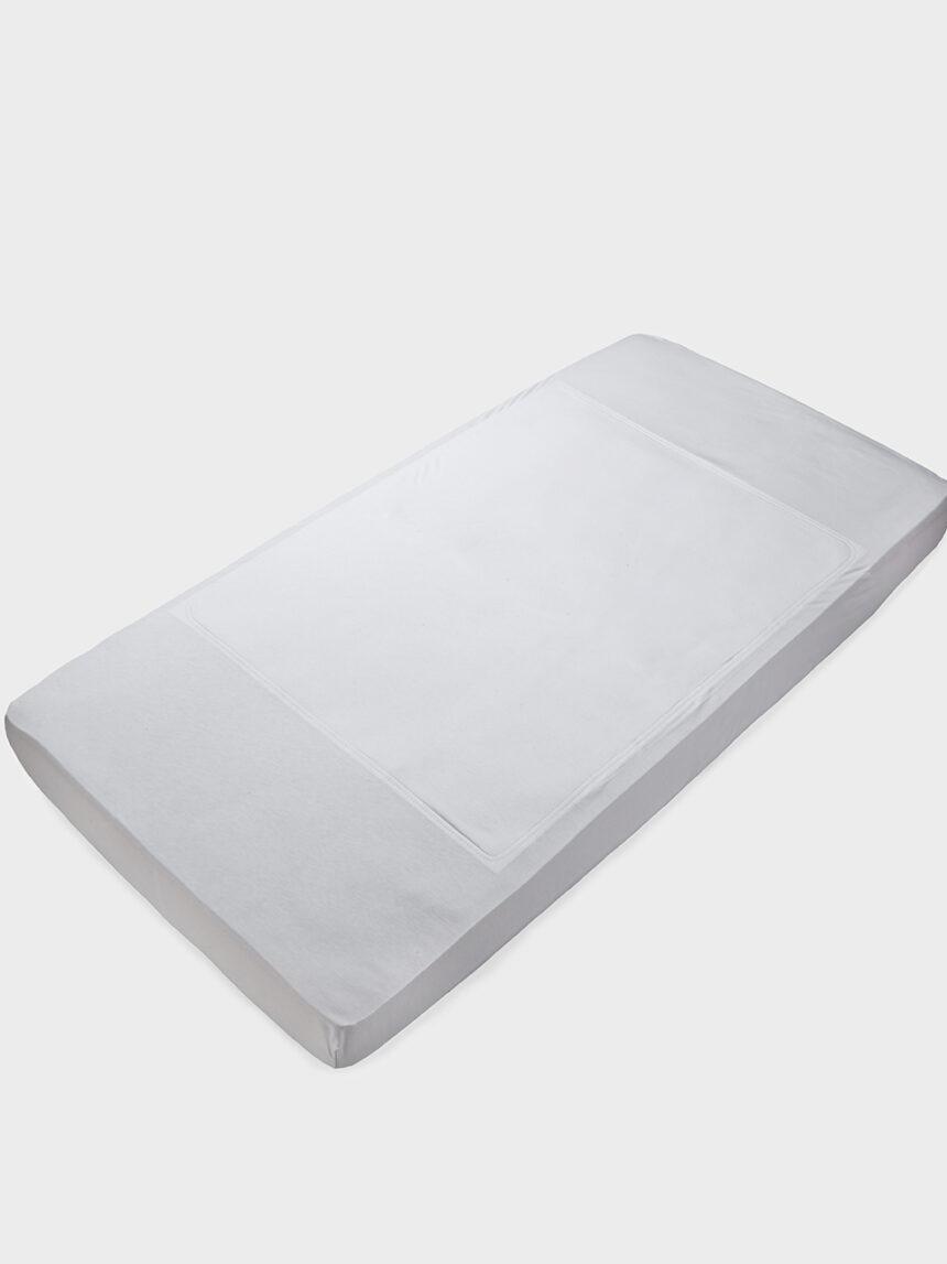 Lençol protetor de colchão com cantos para cama - Giordani