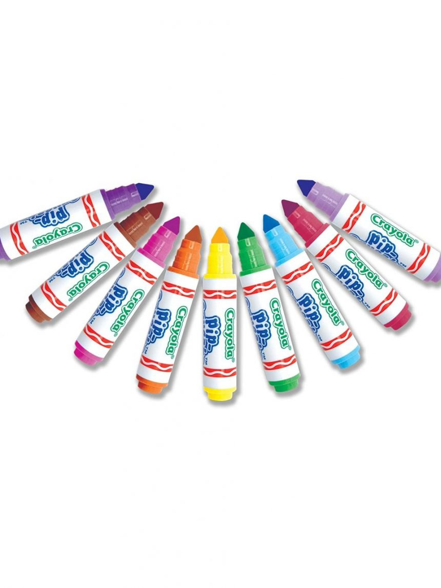 Crayola - 14 mini marcadores - Crayola